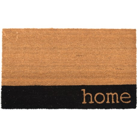 "SOHO Home Door Mat - 20x34"" in See Photo"