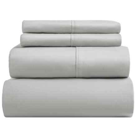 Sohome Studio Sheet Set - King, 610 TC Cotton in Grey - Overstock