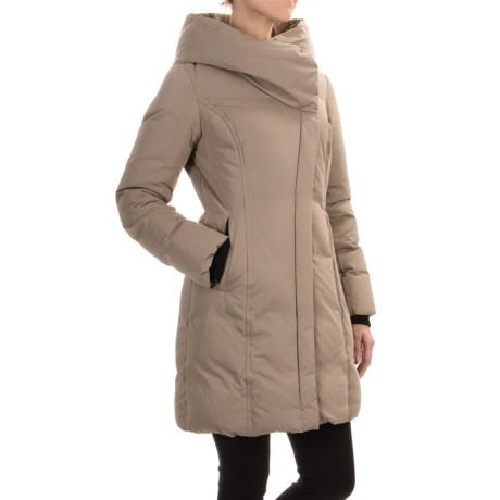 SOIA & KYO Floriane Down Coat - 625 Fill Power, Trim Fit (For Women)
