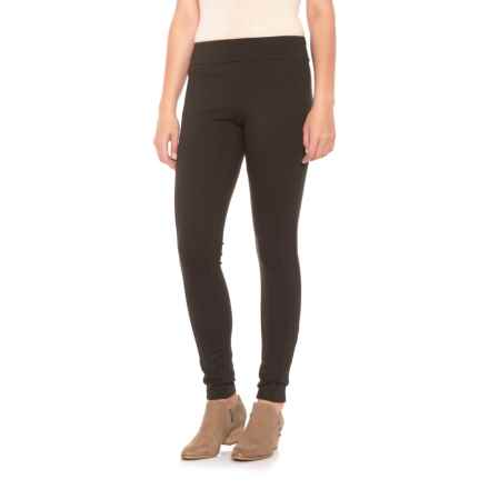 Sojo Ponte Leggings (For Women) in Espresso - Closeouts