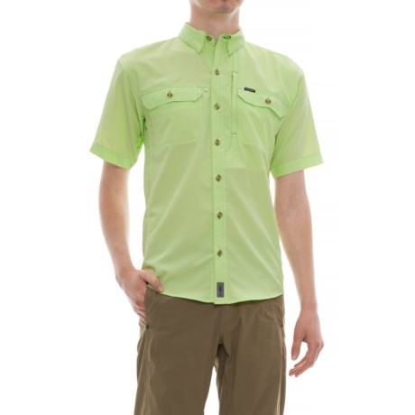 Sol Patrol II Shirt – UPF 30, Short Sleeve (For Men)