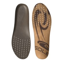 Sole Thin Casual Custom Footbeds - Moldable (For Men) in See Photo - Closeouts