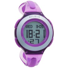 Soleus Swift Sport Watch - Bracelet (For Women) in Purple - Closeouts