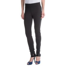 Solid Leggings (For Women) in Black - 2nds