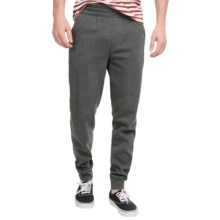 Solid Lounge Pants (For Men) in Charcoal - 2nds