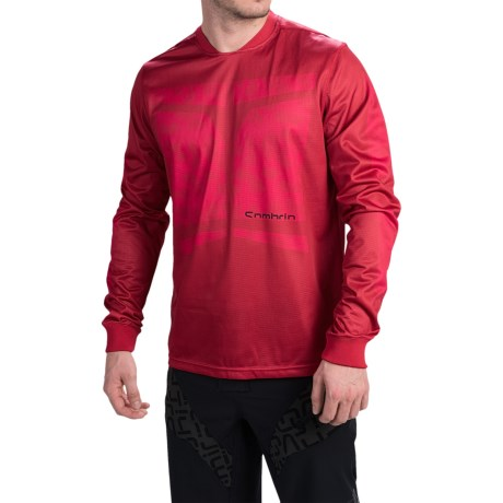 Sombrio Duster Cycling Jersey Long Sleeve (For Men)