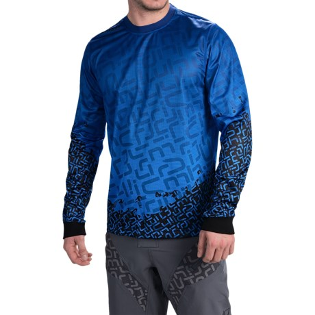 Sombrio Grappler Mountain Bike Jersey Long Sleeve (For Men)