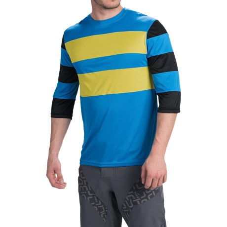 Sombrio Realto Mountain Bike Jersey 3/4 Sleeve (For Men)