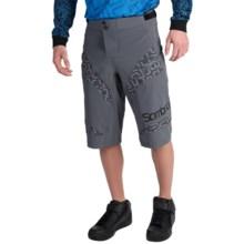 Sombrio Supra Mountain Biking Shorts (For Men) in Dark Stone/Dark Stone - Closeouts