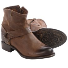 Sonora Josie Ankle Boots - Leather (For Women) in British Tan - Closeouts