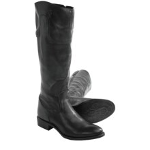 Sonora Sophie Boots - Leather (For Women) in Black Cow - Closeouts
