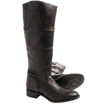 Sonora Sophie Boots - Leather (For Women) in Dark Brown - Closeouts