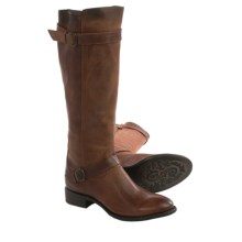 Sonora Sydney Harness Boots (For Women) in British Tan - Closeouts