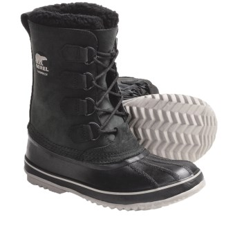 Sorel 1964 Pac 2 Winter Boots (For Women) in Black/Tusk