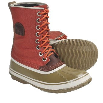 Sorel 1964 Premium CVS Waterproof Pac Boots (For Women) in Gypsy/Autumn Bronze