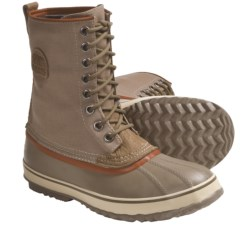Sorel 1964 Premium T CVS Pac Boots (For Men) in Cordovan
