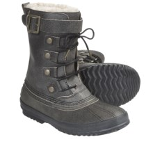 Sorel 64 Reserve Pac Boots - Waterproof, Insulated (For Men) in Black - Closeouts