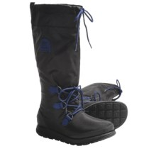 Sorel 88 Winter Pac Boots - Waterproof, Insulated (For Women) in Black - Closeouts