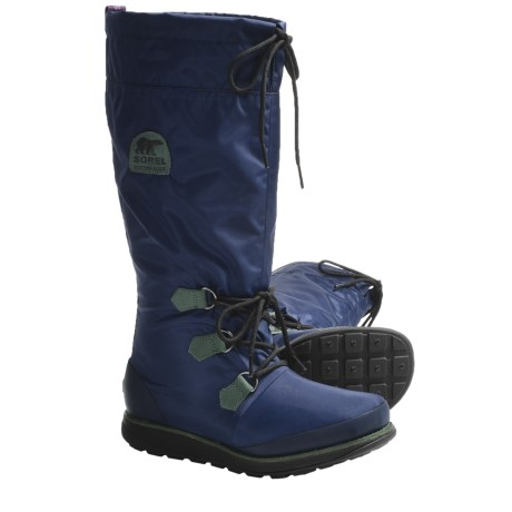 Sorel 88 Winter Pac Boots - Waterproof, Insulated (For Women) in Black