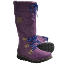 Sorel 88 Winter Pac Boots - Waterproof, Insulated (For Women) in Gloxinia - Closeouts