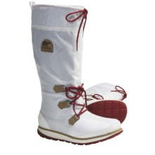 Sorel 88 Winter Pac Boots - Waterproof, Insulated (For Women) in White - Closeouts