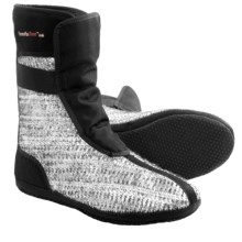 Sorel Alpha Trac Buckle InnerBoot Liners (For Women) in Black - Closeouts
