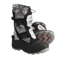 Sorel Alpha Trac Buckle Winter Pac Boots - Waterproof, Insulated (For Men) in Light Grey - Closeouts