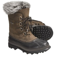 Sorel Caribou Reserve LTD Winter Pac Boots - -40°F (For Men) in Tobacco - Closeouts