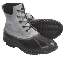 Sorel Cheyanne Lace Pac Boots - Waterproof, Insulated (For Men) in Varsity Grey - Closeouts