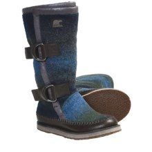 Sorel Chipahko Blanket Boots (For Women) in Hawk - Closeouts