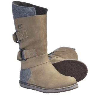 Sorel Chipahko Felt Boots (For Women) in Crater