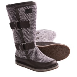 Sorel Chipahko Wool Boots (For Women) in Tar