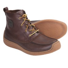 Sorel Chugalug Chukka Boots - Leather (For Men) in Brownstone - Closeouts