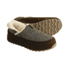 Sorel Cody Insulated Shoes - Slip-Ons (For Women) in Bark/British Tan - Closeouts