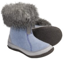 Sorel Cozy Cate Boots - Recycled Felt (For Youth Girls) in Mirage - Closeouts