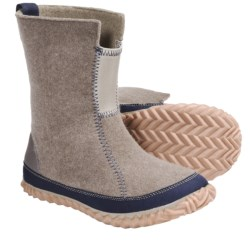 Sorel Cozy Pac Felt Boots (For Women) in Varsity Grey