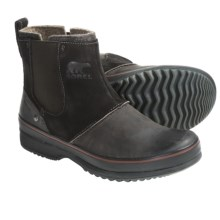 Sorel Ellesmere Boots - Waterproof (For Men) in After Dark - Closeouts