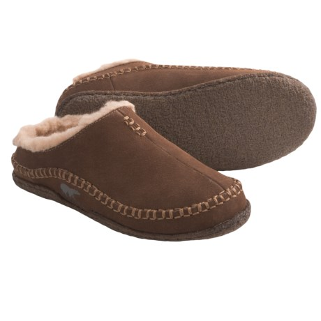 Sorel Falcon Ridge Shoes - Insulated Slip-Ons (For Youth) in Marsh/Beach