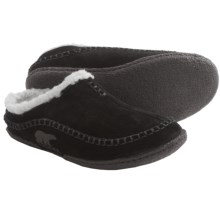 Sorel Falcon Ridge Slippers (For Men) in Black - Closeouts