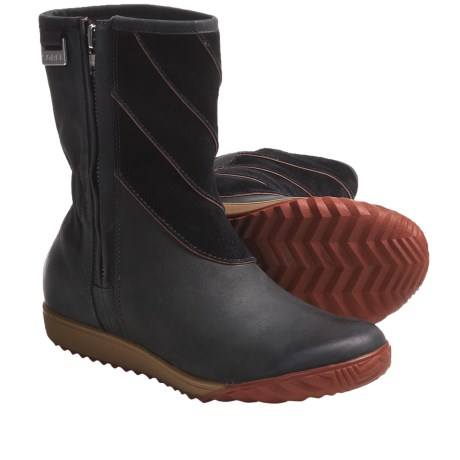 Sorel Firenzy Breve II Winter Boots (For Women) in Black