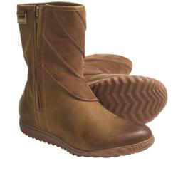 Sorel Firenzy Breve II Winter Boots (For Women) in Black