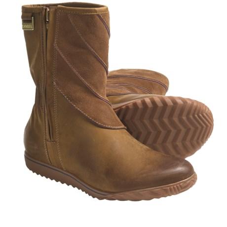Sorel Firenzy Breve II Winter Boots (For Women) in Chipmunk