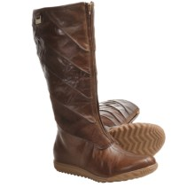 Sorel Firenzy II Tall Winter Boots - Tall (For Women) in Cappuccino - Closeouts