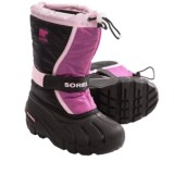 Sorel Flurry TP Winter Pac Boots - Insulated (For Youth)