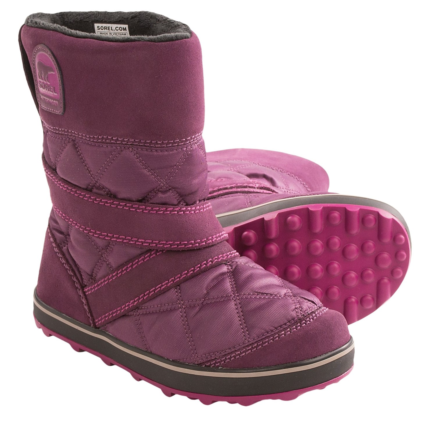 Womens Size 12 Sorel Winter Boots | Homewood Mountain Ski Resort