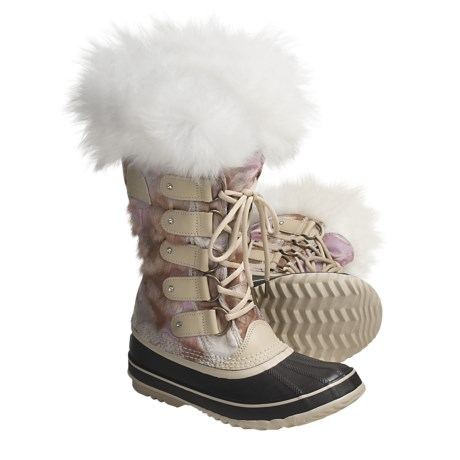 Sorel Joan of Arctic Reserve Winter Pac Boots - Waterproof (For Women) in Champagne