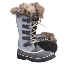 Sorel Joan of Arctic Winter Boots - Waterproof (For Women) in Light Metal - Closeouts