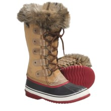 Sorel Joan of Arctic Winter Boots - Waterproof (For Women) in Taffy - Closeouts
