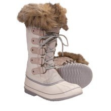 Sorel Joan of Arctic Winter Boots - Waterproof (For Women) in Winter White - Closeouts