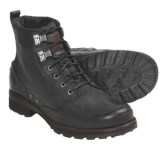 Sorel King Stacked Moc Mid Boots - Leather (For Men)